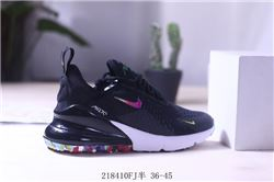 Women Nike Air Max 270 Sneakers AAA 404
