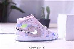Women Air Jordan 1 Retro Sneaker AAA 674