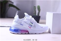 Women Nike Air Max 270 Sneakers AAA 407