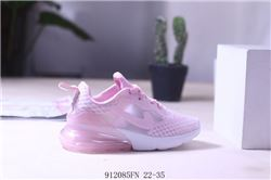 Kids Nike Air Max 270 Sneakers 503