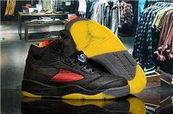 Men Air Jordan V Retro Basketball Shoes 418