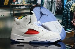 Men Air Jordan V Retro Basketball Shoes 419