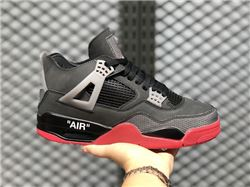Men Air Jordan IV Basketball Shoes AAAAA 527
