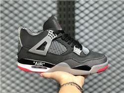 Men Air Jordan IV Basketball Shoes AAAAA 528