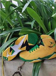 Men Air Jordan VII Retro Basketball Shoes 397