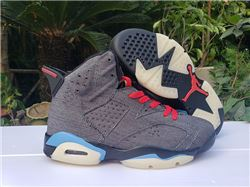 Men Air Jordan VI Basketball Shoes AAA 442