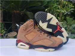 Men Air Jordan VI Basketball Shoes AAA 443