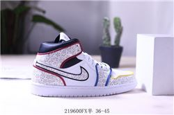 Women Air Jordan 1 Retro Sneaker AAA 675
