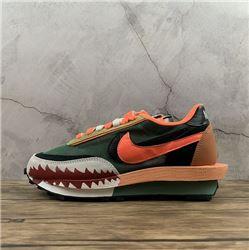 Women Nike x Sacai x N LVD Waffle Daybreak Sneakers AAAA 358