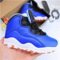 Kids Air Jordan X Sneakers 211
