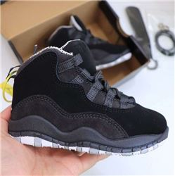Kids Air Jordan X Sneakers 213