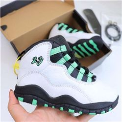 Kids Air Jordan X Sneakers 214