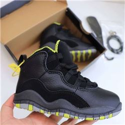 Kids Air Jordan X Sneakers 216
