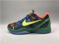 Men Nike Kobe 6 Basketball Shoes AAAA 645