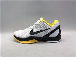 Men Nike Kobe 6 Basketball Shoes AAAA 654