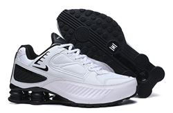 Men Nike Shox R4 Running Shoes 484