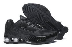 Men Nike Shox R4 Running Shoes 486