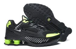 Men Nike Shox R4 Running Shoes 488