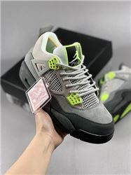 Men Air Jordan IV Retro Basketball Shoes AAAA...