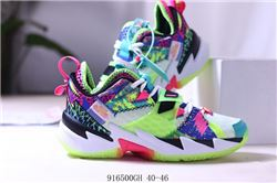 Men Jordan Why Not Zero 0.3 Basketball Shoes ...