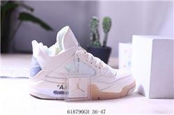 Men Air Jordan IV Retro Basketball Shoes AAA 535