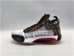 Men Air Jordan XXXIV Basketball Shoes AAA 270