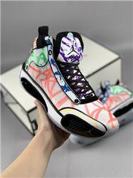 Men Air Jordan XXXIV Basketball Shoes AAAAA 271