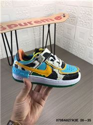 Kids Air Force 1 Shadow Sneakers 205