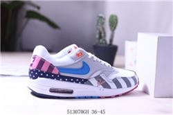 Men Nike Air Max 87 Running Shoes 414