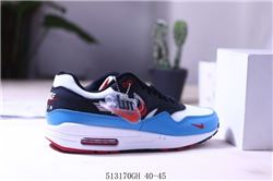 Men Nike Air Max 87 Running Shoes 416
