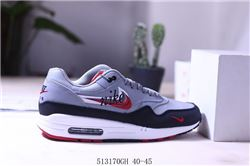 Men Nike Air Max 87 Running Shoes 417