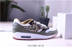Men Nike Air Max 87 Running Shoes 420