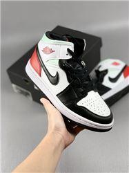 Women Air Jordan 1 Retro Sneaker AAAA 684