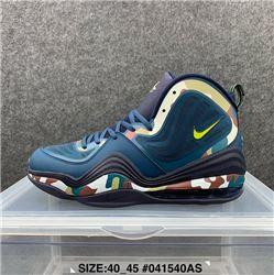 Men Nike Air Max Penny 5 Basketball Shoes AAA 542