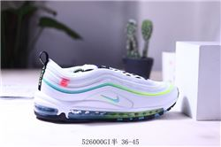 Women Nike Air Max 97 Sneakers AAAA 437
