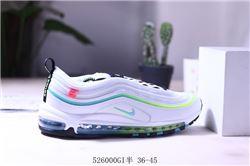 Men Nike Air Max 97 Running Shoes AAAA 565