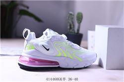 Women Nike Air Max 270 Sneakers AAA 416