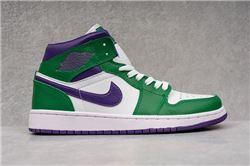 Men Air Jordan I Retro Basketball Shoes 983
