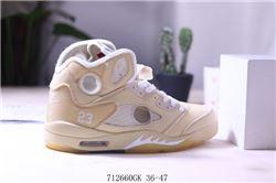 Women Sneaker Air Jordan V Retro AAA 274