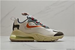 Men Nike Air Max 270 React Running Shoes AAAA...