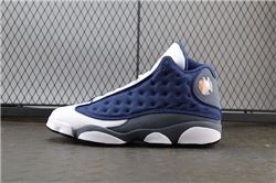 Men Air Jordan 13 Flint Basketball Shoes AAAAA 401