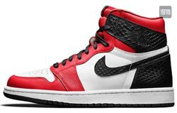 Women Air Jordan 1 Retro Sneaker 696