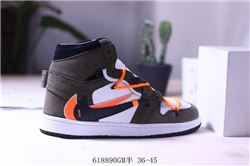 Men Air Jordan I Retro Basketball Shoes AAA 9...