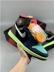 Women Air Jordan 1 Retro Sneaker AAAAA 700