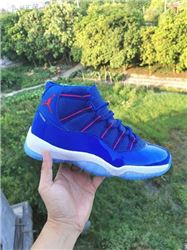 Men Air Jordan XI Retro Basketball Shoes 537