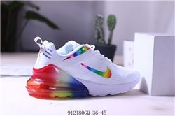 Women Nike Air Max 270 Sneakers 423