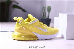 Men Nike Air Max 270 Running Shoes 549