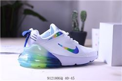 Men Nike Air Max 270 Running Shoes 550