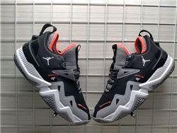 Men Jordan Why Not Zero 1 Basketball Shoes AA...