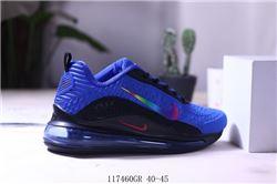 Men Nike Air Max Cushion 720 Running Shoes AA...